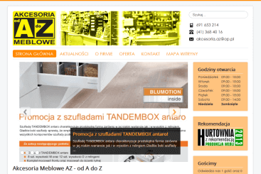azakcesoriameblowe.pl_wstep